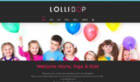 Lollibop by Shiran Zaray-Mizrahi- Wordpress Site