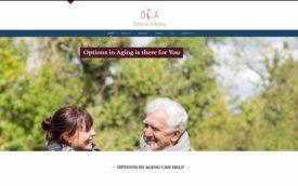OKA Option In Aging by Sara Bilmes, wordpress site
