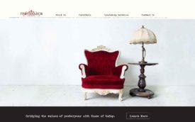 Provenance by Rocheli Elefant, HTML site